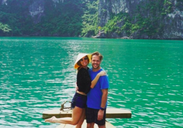Up dica para quem vai para Halong Bay Vietnam: Violet Cruise